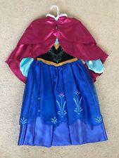 Nwt Disney Store Anna Frozen Costume Girls 2/3