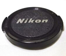 Nikon 52mm Front Lens Cap Snap On Excellent condition    --  Free Ship Worldwide