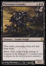 MTG PHYREXIAN CRUSADER ASIAN EXC - CROCIATO DI PHYREXIA - MBS - MAGIC