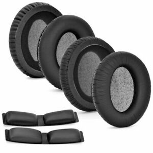 Soft Head Cushion Earpad Cover Cushion For KRK KNS6400 KNS8400 6400 8400 Headset