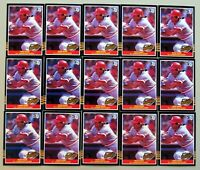 1985 - Donruss High-Lights #10 - Pete Rose - 15ct Card Lot