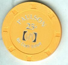 PAULSON MANUFACTURER SAMPLE CHIP (NEW-UNUSED) (39MM-SILVER STAMP).xls