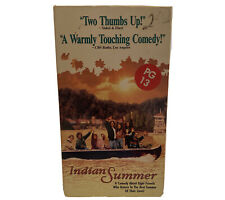 Indian Summer VHS I warmly touching comedy movie