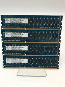 16GB 4x4GB PC3-12800u DDR3  Dell HP Optiplex 790 780 7020 990 980 Memory