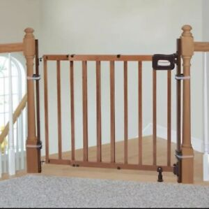 NEW SUMMER Stairs Banister To Banister Child And/Or Pet Gate Mounting Kit