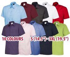 Uneek Regular Machine Washable Formal Shirts for Men