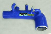 NEW silicone induction /intake/inlet hose/pipe kit fit Subaru WRX/STi GDA GDB BL