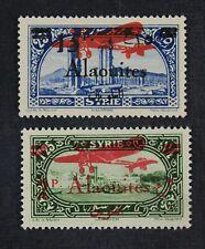 CKStamps: Alaouites Stamps Collection Scott#C20-C21 Mint H OG