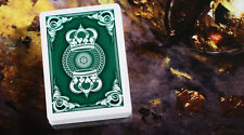 1 deck Green Crown Playing Cards V2 By The Blue Crown-S102199315-2A