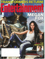 MEGAN FOX interview Transformers KENNY CHESNEY Maya Rudolph 2009 EW magazine