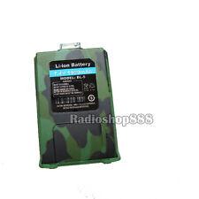 Green Camouflage BaoFeng UV-5R radio battery 1800mah 7.4V Li-ion