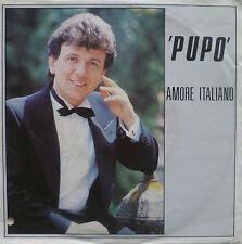 """7"""" 1988 OST ! PUPO : Amore Italiano MAN SPRICHT DEUTSCH"""