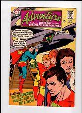 DC ADVENTURE COMICS #371 Superboy 1968 VG Vintage Comic