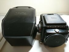 Rollei SL66 SE camera with two magzines full working