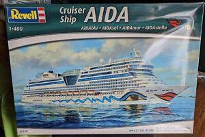 Revell 1/400 AIDAblu Cruise ship Model