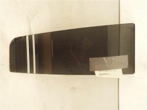 Driver Rear Door Vent Glass Tempered Glass Fits 04-09 DURANGO 198527
