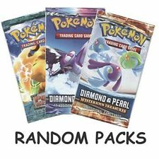 Pokemon Random Booster Cards, Pack of 3  NOT WEIGHED GUARANTEED factory sealed