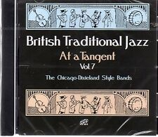 British Traditional Jazz : At A Tangent Volume 7 (Brand New CD)