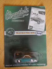 Braustolz Traumautos DDR Nr. 4 Coupe P70  ca. 1:60