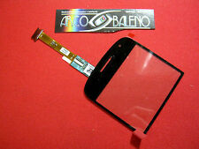 Kit VETRO+TOUCH SCREEN per BLACKBERRY BOLD 9900 9930 NERO per DISPLAY LCD RIM