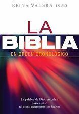 La Biblia en Orden Cronológico (2014, Hardcover)