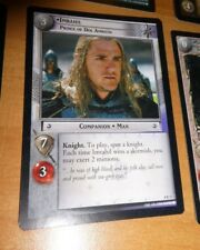 CCG LORD OF THE RINGS RARE CARD CARTE SoG 8.R37 Imrahil, Prince Of LOTR 2004 **
