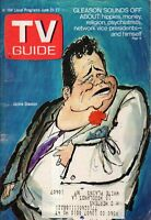 1969 TV Guide June 21 - Jackie Gleason; Susan Tolsky; As the World Turns;Cooking