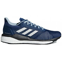 ADIDAS SOLAR DRIVE ST Mens Boost Running Shoes - Blue - Size 9.5