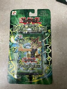 Yu-Gi-Oh! Original Magic Ruler 1st Edition Booster Pack - Sealed W/ Blister