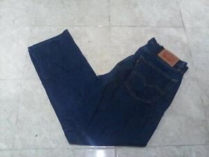 LEVI'S 505 Mid Rise Straight Boyfriend Jeans , size 14 UK , 32W 30L