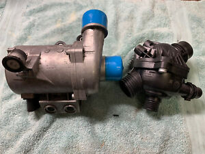 BMW 5 series 2006 E60 Elect Water Pump & Thermostat Housing