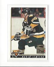 2000-01 Topps/OPC Lemieux Reprints #19 Mario Lemieux Penguins