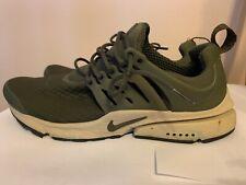 Nike Air Presto Essential Size 8 Men's Running Shoes - CARGO
