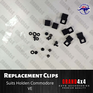 Replacement Bonnet Protector Clips for Holden Commodore VE 2006 - 2013 Sedan Ute