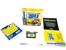 Nintendo Gameboy Advance Super Mario Bros. 3 CiB GBA ► Near Mint ◄