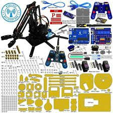Adeept Robotic Arm kit for Arduino with NRF24L01 2.4G Wireless Remote Control