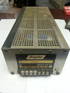 Acopian Regulated Power Supply Model # A24MT550