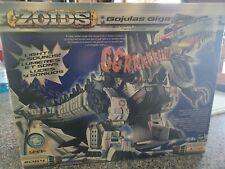 New listing Zoids Gojulas Giga Action Figure Model Kit Hasbro