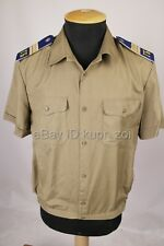 Soviet Army KGB soldier sergant shoulder boards and summer Shirt