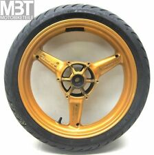 Yamaha YZF-R6 RJ031 Vorderradfelge 17xMT3.50 rim Reifen wheel Bj.98-02