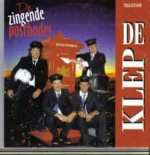 De Zingende Postbodes-De Klep cd single