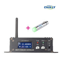 DMX512 Controller Receiver Transmitter Wireless Lighting Control for Stage Light