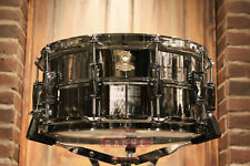 Ludwig Canada 150th Limited Edition Suprahonic 6.5x14 LM402 Snare Drum - New!