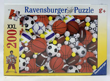 Ravensburger Sporting Fun 200 XXL Jigsaw Puzzle 126743 NOS NEW SEALED Free Ship