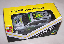 Canberra Raiders 2013 NRL Collectable Toyota Rav 4 Model Car New *SALE*