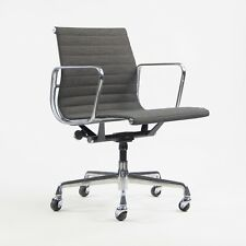 NEW Old Stock Eames Herman Miller Low Aluminum Group Management Desk Chair Gray