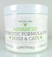New listing New!~Vetrinex Labs~Advanced Probiotic Powder Formula~For Dogs&Cats~2.12 oz./60g