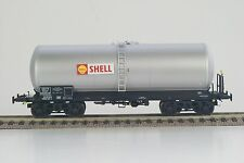 Reemodels wb317 SNCF 4-achsig Caldaia Carrello ANF shell grigio argento ep3 h0 NUOVO + OVP