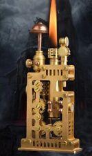 More details for steampunk lighter handmade by don boyar