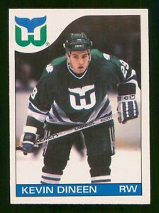 KEVIN DINEEN RC 1985-86 O-PEE-CHEE 85-86 NO 34 NRMINT+  50104